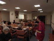 熱中症についてのお話し会を開催しました。