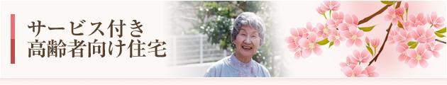 サービス付き 高齢者向け住宅